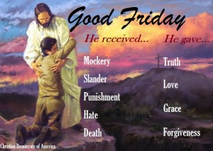 "Blessings to you all on #GoodFriday - He still speaks truth openly to the world. John 18:20-24 ""I have spoken openly to the world,"" Jesus replied. ""I always taught in synagogues or at the temple, where all the Jews come together. I said nothing in secret. Why question me? Ask those who heard me. Surely they know what I said."" When Jesus said this, one of the officials nearby slapped him in the face. ""Is this the way you answer the high priest?"" he demanded. ""If I said something wrong,"" Jesus replied, ""testify as to what is wrong. But if I spoke the truth, why did you strike me?"" Then Annas sent him bound to Caiaphas the high priest."