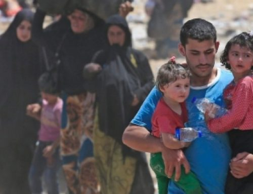 "Where is the ""change of heart"" for Syrian refugees?"