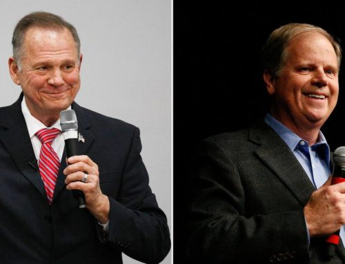 Doug Jones Win the Alabama Senate Race, Beating Roy Moore