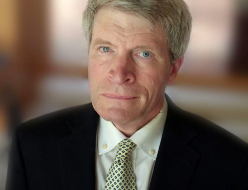What Would Jesus Pod? Episode One with Richard Painter