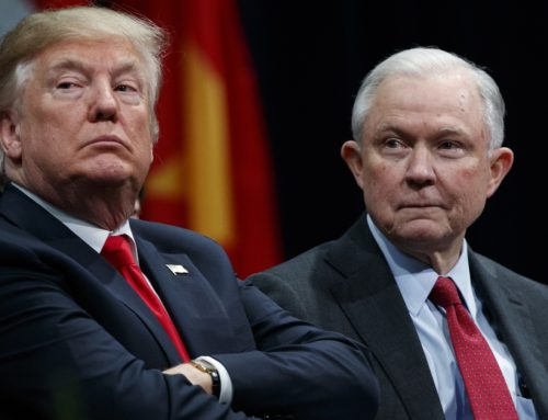 "Jeff Sessions Has Announced a ""Religious Liberty Task Force"""