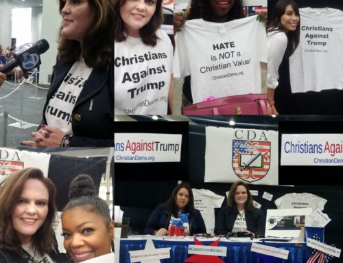 What Would Jesus Pod? Episode 20: Politicon and Christians Against Trump