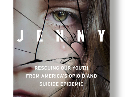 "What Would Jesus Pod? Episode 26 – The ""Politics"" of the Opioid & Suicide Crisis: Interview with author of ""Saving Jenny"""