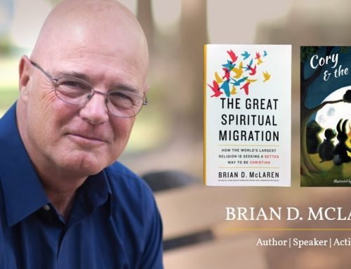"What Would Jesus Pod? Episode 25: What Author Brian McLaren Thinks is ""A Better Way to be a Christian"""