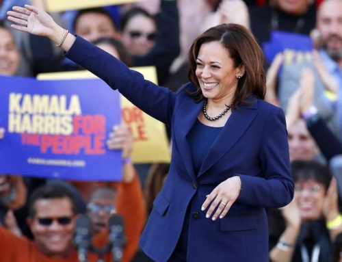 New Poll of Christian Democrats Indicates Kamala Harris Leads the 2020 Democratic Field For This Under-Represented Voting Bloc