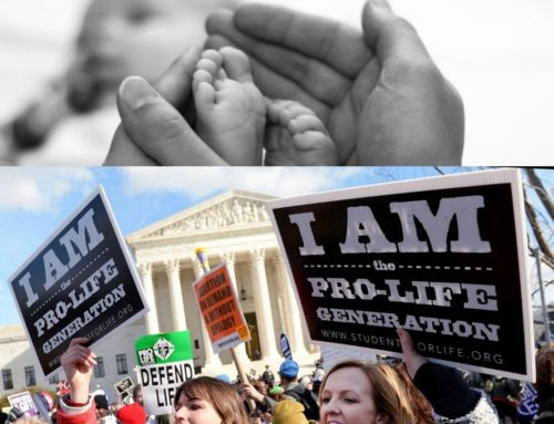 "What It Really Means To Be ""Pro-Life"""