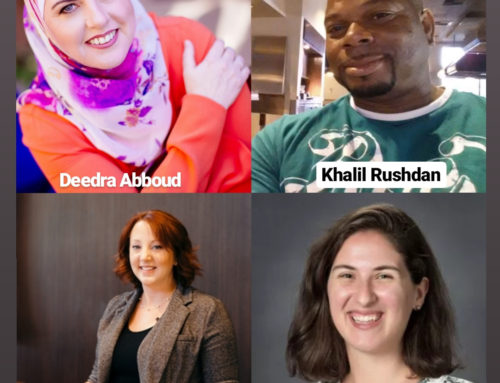 Interfaith Opposition to Trump's Hate: Podcast Panel Discussion