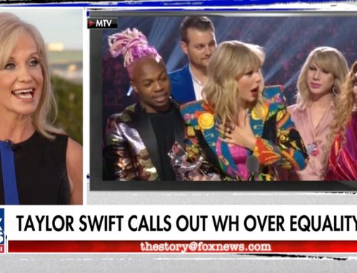 Can Taylor Swift Save America?