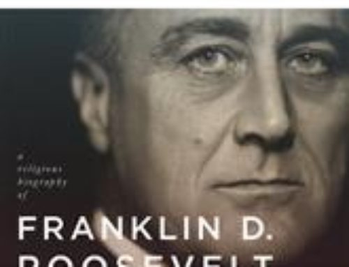 """A Christian and a Democrat"" – Interview on New FDR Bio (Also: September 11th Tribute)"