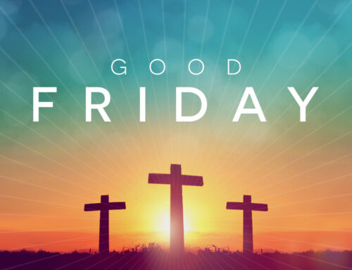 A Good Friday Reflection in a Time of Crisis